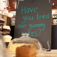 Have you tried our yummy cakes?