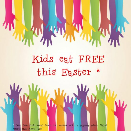 free kids meal offer